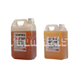Oil for vacuum pump
